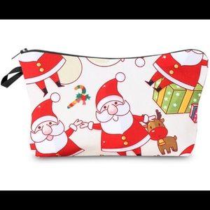 Bags - Santa Claus 🎅 Cosmetic bag